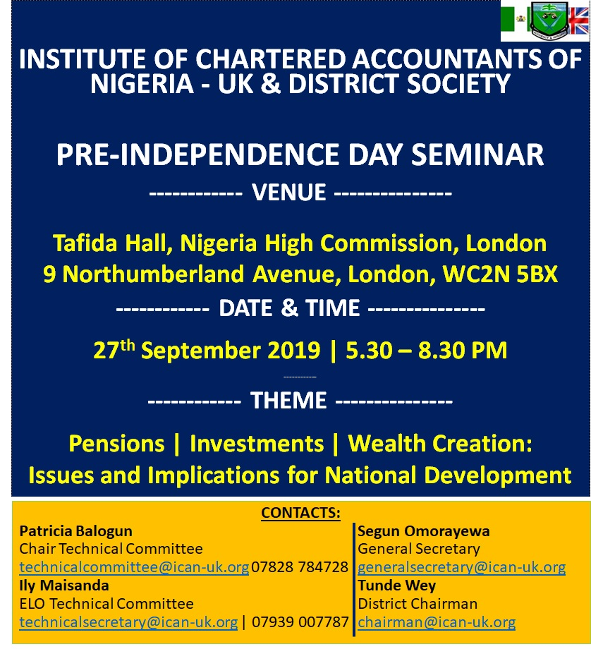 Pre-Independence Day Seminar